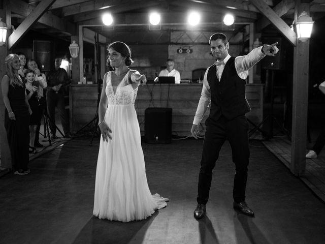 Le mariage de Jonathan et Marina à Piana, Corse 55