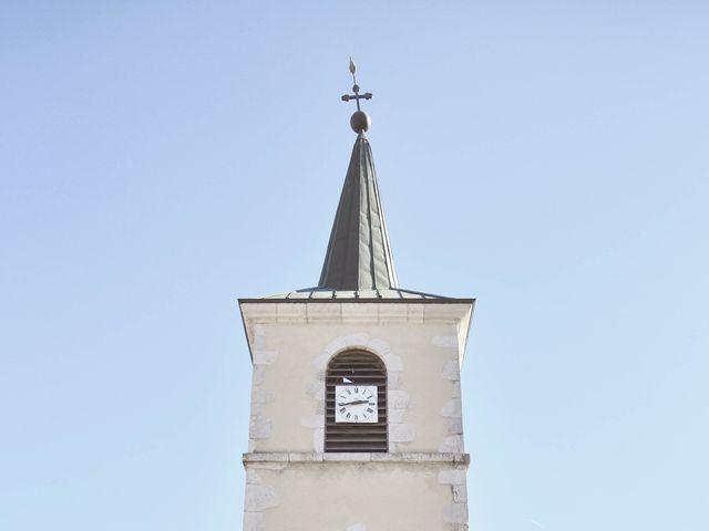 Le mariage de François et Sophie à Étaux, Haute-Savoie 14