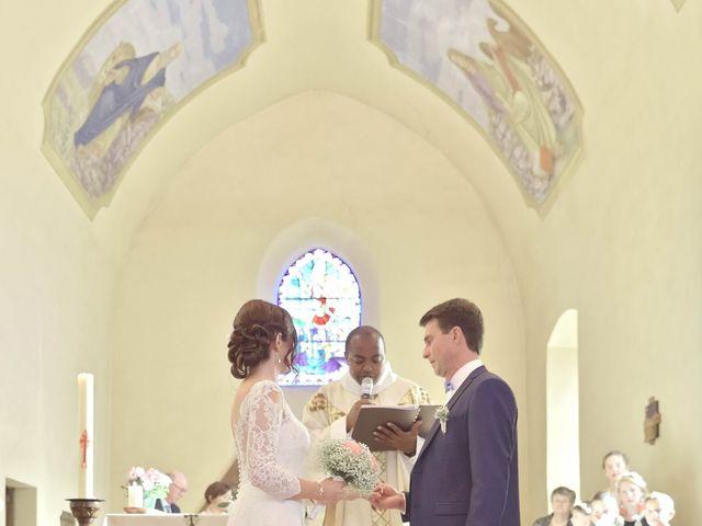 Le mariage de François et Sophie à Étaux, Haute-Savoie 18