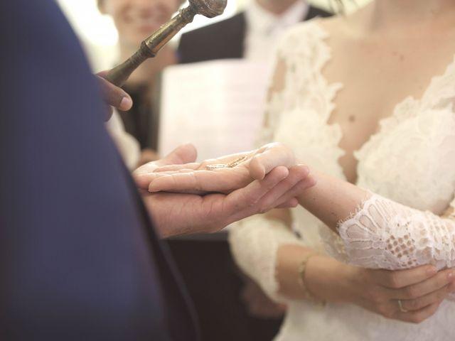 Le mariage de François et Sophie à Étaux, Haute-Savoie 20