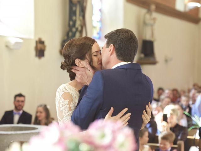 Le mariage de François et Sophie à Étaux, Haute-Savoie 23