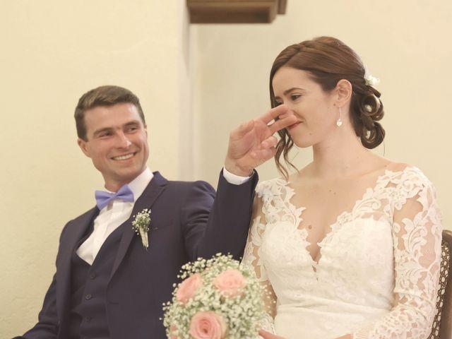 Le mariage de François et Sophie à Étaux, Haute-Savoie 24
