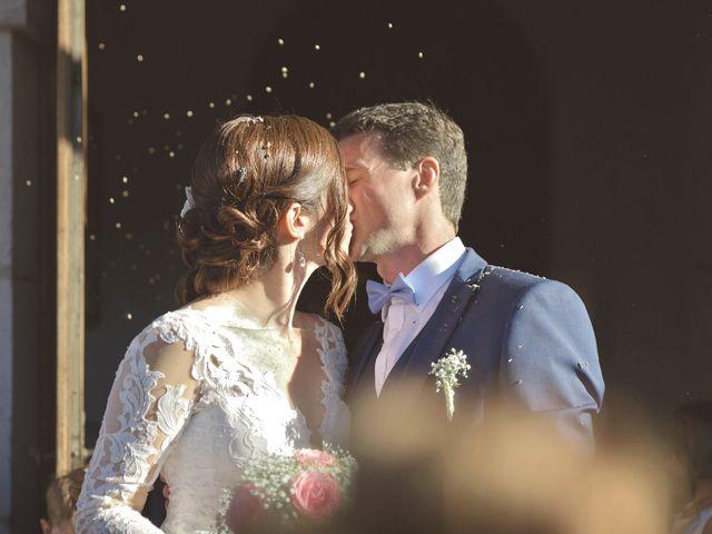 Le mariage de François et Sophie à Étaux, Haute-Savoie 1