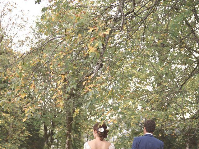 Le mariage de François et Sophie à Étaux, Haute-Savoie 31