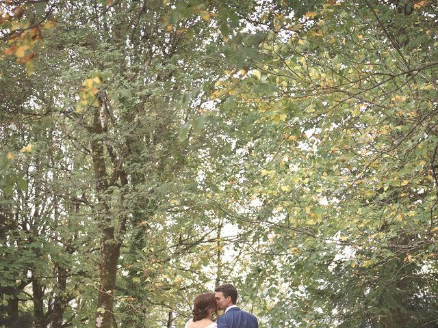 Le mariage de François et Sophie à Étaux, Haute-Savoie 32