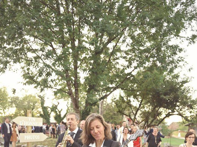 Le mariage de François et Sophie à Étaux, Haute-Savoie 34
