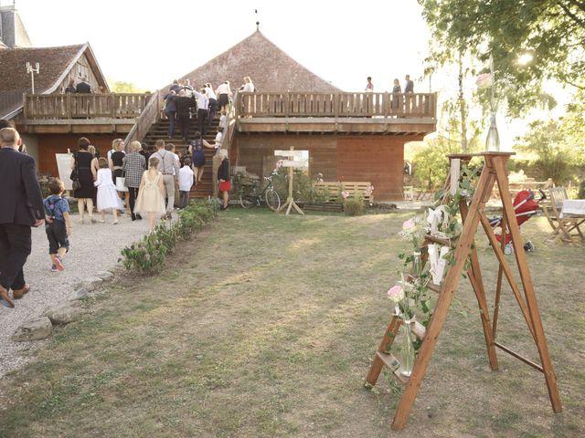 Le mariage de François et Sophie à Étaux, Haute-Savoie 35