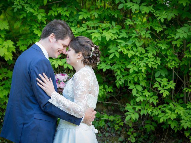 Le mariage de Maxime et Aude à Villers-lès-Nancy, Meurthe-et-Moselle 15