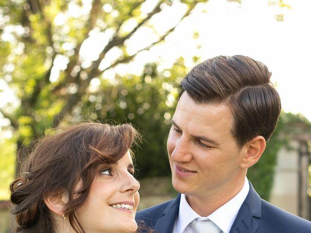 Le mariage de Solange et Grégory