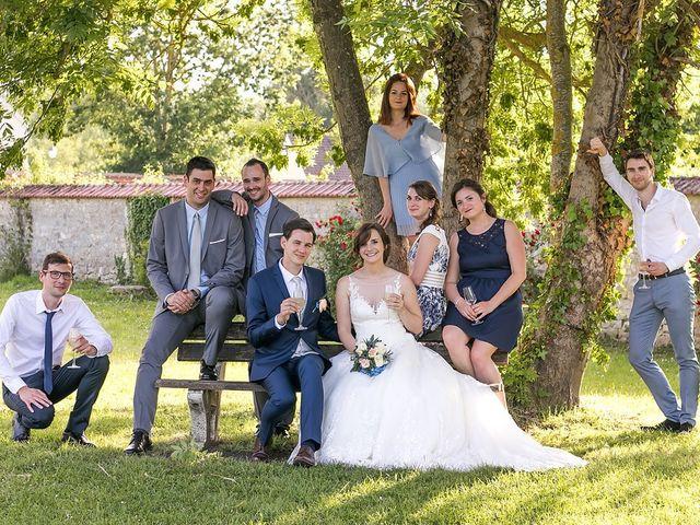 Le mariage de Grégory et Solange à Conflans-Sainte-Honorine, Yvelines 9