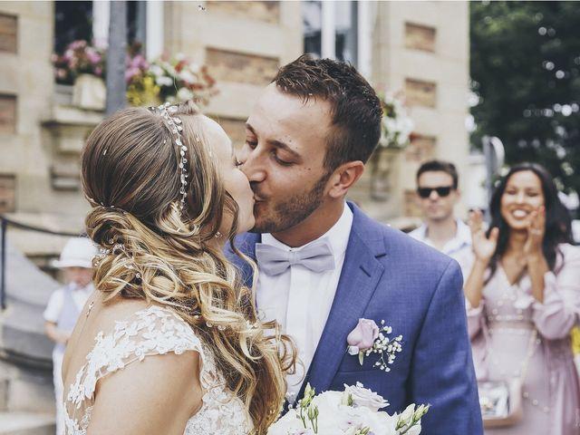 Le mariage de Elsie et Greg
