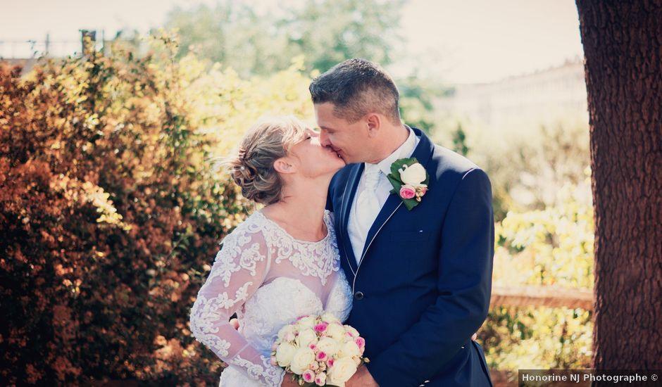 Le mariage de Yvan et Audrey à Fouquerolles, Oise