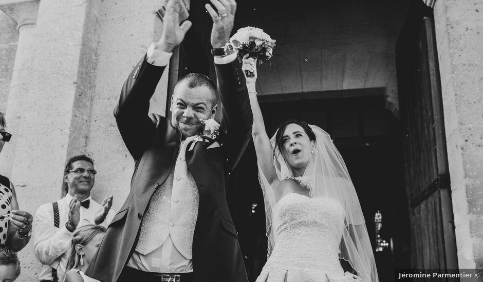 Le mariage de Loïc et Emilie à Montguyon, Charente Maritime