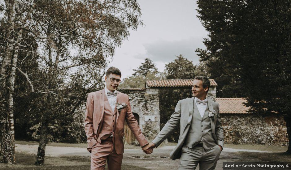 Le mariage de Lionel et Anthony à Nantes, Loire Atlantique