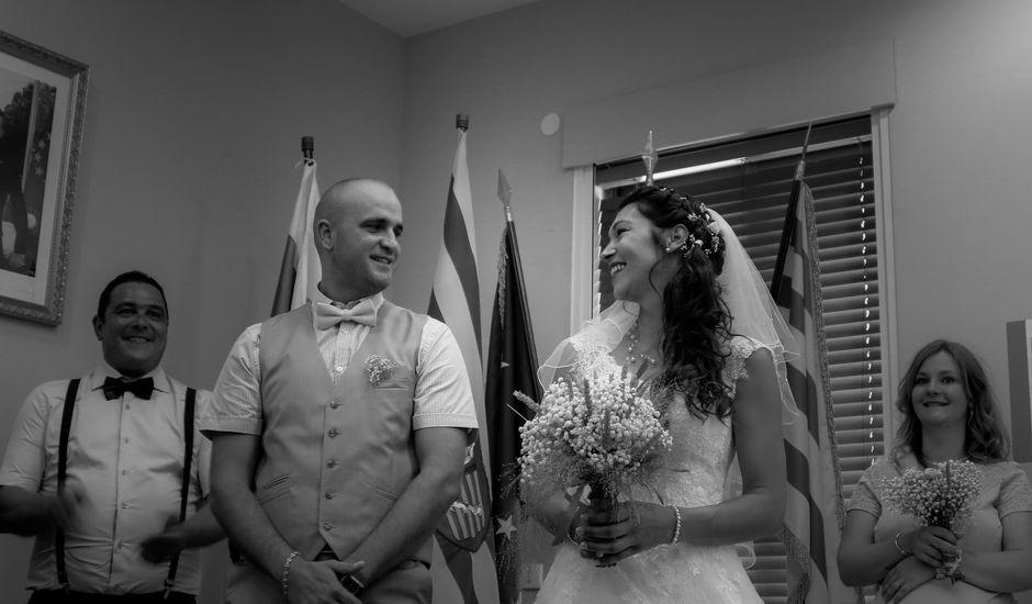 Le mariage de Anthony et Christelle à Saint-Hippolyte, Pyrénées-Orientales