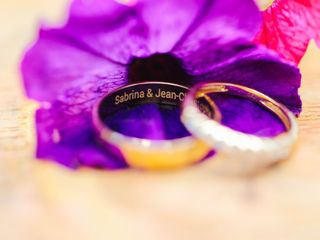 Le mariage de Sabrina et Jean-Christophe 2
