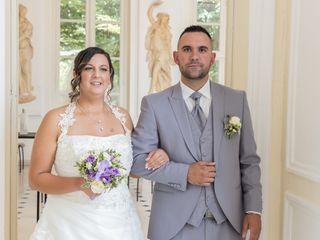 Le mariage de Cindy et Dimitri