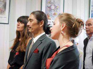 Le mariage de Alice et Osamu 1
