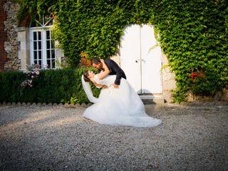 Le mariage de Sandra et Benoit