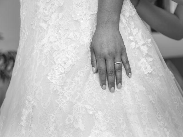 Le mariage de Guillaume et Céline à Jouy-le-Moutier, Val-d'Oise 34