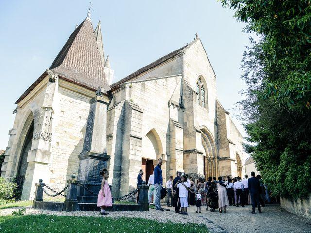 Le mariage de Guillaume et Céline à Jouy-le-Moutier, Val-d'Oise 45