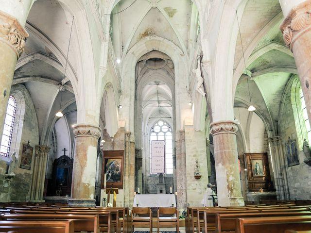 Le mariage de Guillaume et Céline à Jouy-le-Moutier, Val-d'Oise 46