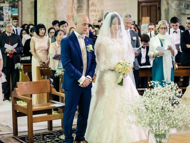 Le mariage de Guillaume et Céline à Jouy-le-Moutier, Val-d'Oise 61