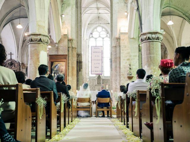 Le mariage de Guillaume et Céline à Jouy-le-Moutier, Val-d'Oise 62