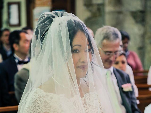 Le mariage de Guillaume et Céline à Jouy-le-Moutier, Val-d'Oise 74