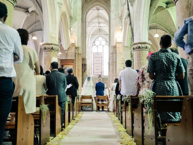 Le mariage de Guillaume et Céline à Jouy-le-Moutier, Val-d'Oise 81