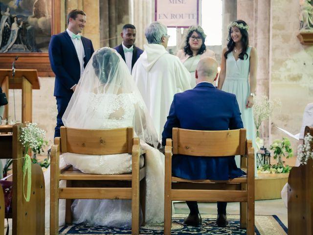 Le mariage de Guillaume et Céline à Jouy-le-Moutier, Val-d'Oise 84