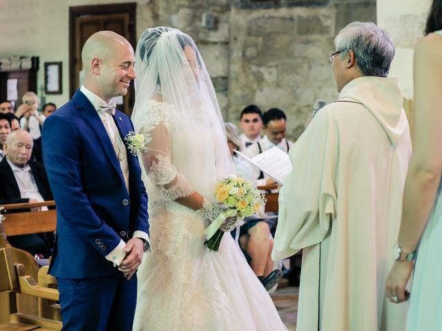 Le mariage de Guillaume et Céline à Jouy-le-Moutier, Val-d'Oise 85