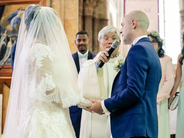 Le mariage de Guillaume et Céline à Jouy-le-Moutier, Val-d'Oise 88