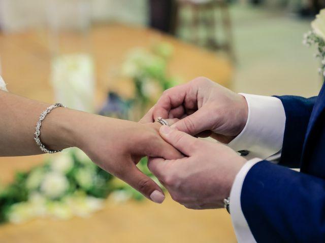 Le mariage de Guillaume et Céline à Jouy-le-Moutier, Val-d'Oise 93