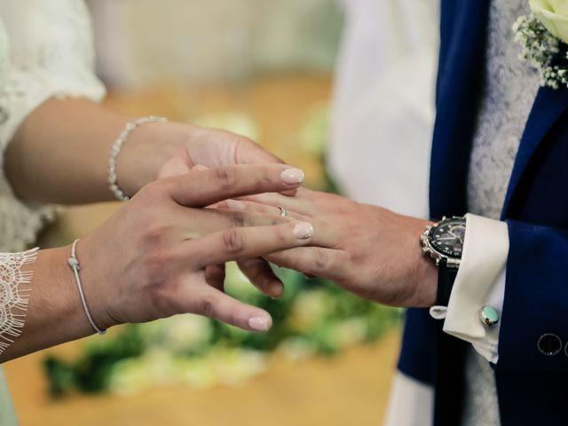 Le mariage de Guillaume et Céline à Jouy-le-Moutier, Val-d'Oise 94