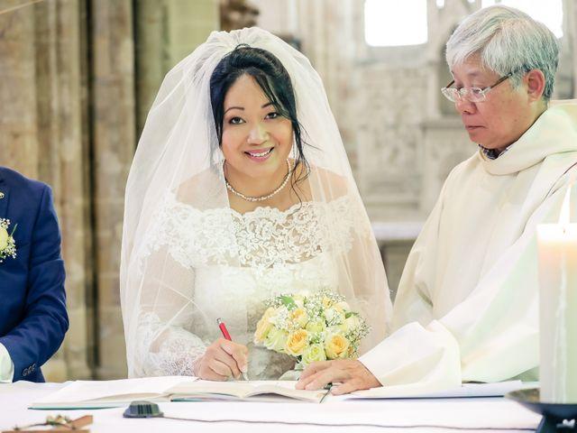 Le mariage de Guillaume et Céline à Jouy-le-Moutier, Val-d'Oise 118