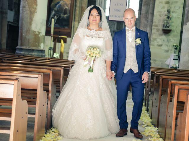 Le mariage de Guillaume et Céline à Jouy-le-Moutier, Val-d'Oise 124