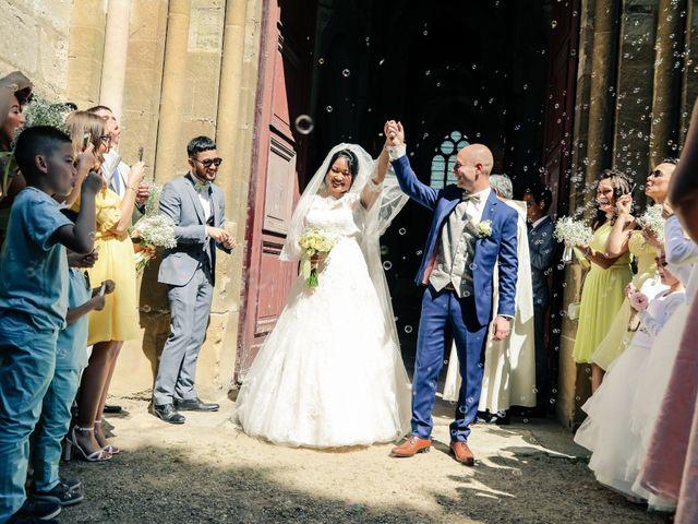Le mariage de Guillaume et Céline à Jouy-le-Moutier, Val-d'Oise 125