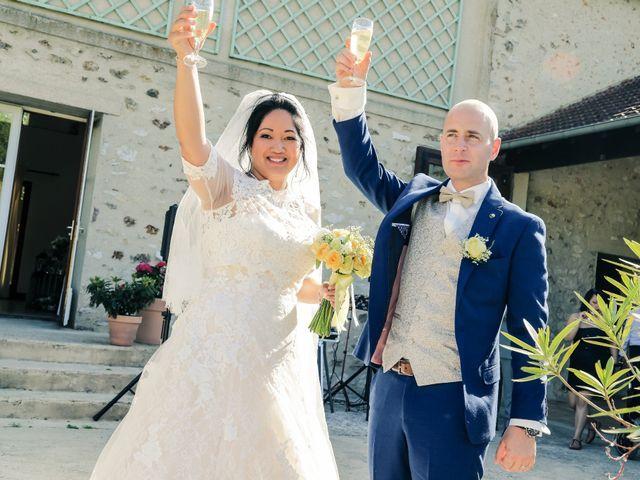 Le mariage de Guillaume et Céline à Jouy-le-Moutier, Val-d'Oise 161