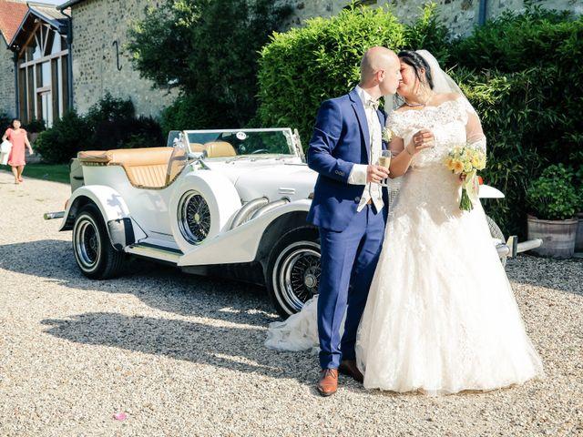 Le mariage de Guillaume et Céline à Jouy-le-Moutier, Val-d'Oise 162