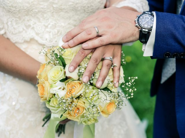 Le mariage de Guillaume et Céline à Jouy-le-Moutier, Val-d'Oise 170