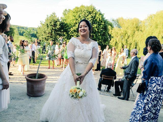 Le mariage de Guillaume et Céline à Jouy-le-Moutier, Val-d'Oise 192