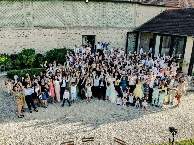Le mariage de Guillaume et Céline à Jouy-le-Moutier, Val-d'Oise 195
