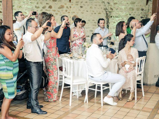 Le mariage de Guillaume et Céline à Jouy-le-Moutier, Val-d'Oise 199