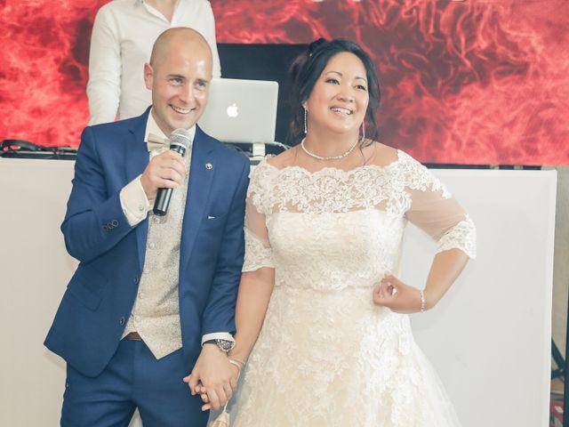 Le mariage de Guillaume et Céline à Jouy-le-Moutier, Val-d'Oise 201