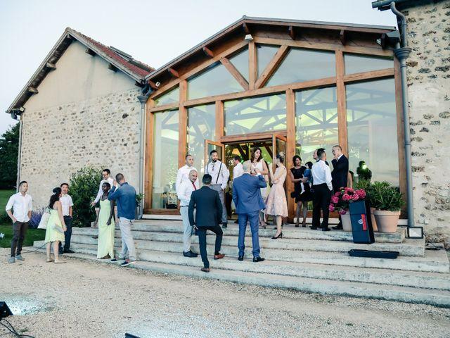 Le mariage de Guillaume et Céline à Jouy-le-Moutier, Val-d'Oise 219