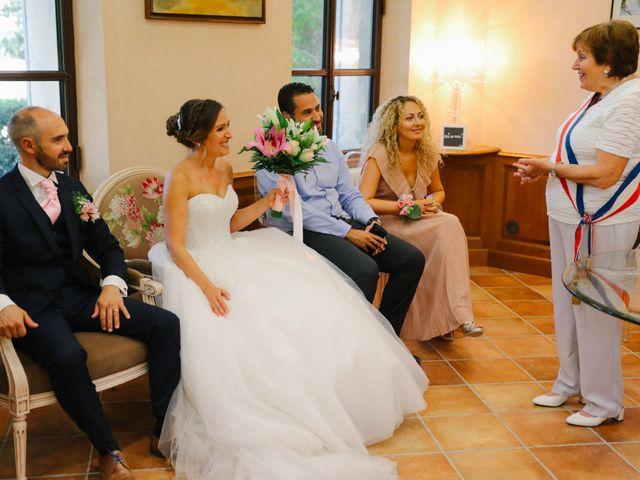Le mariage de Jean-Christophe et Sabrina à Auriol, Bouches-du-Rhône 24