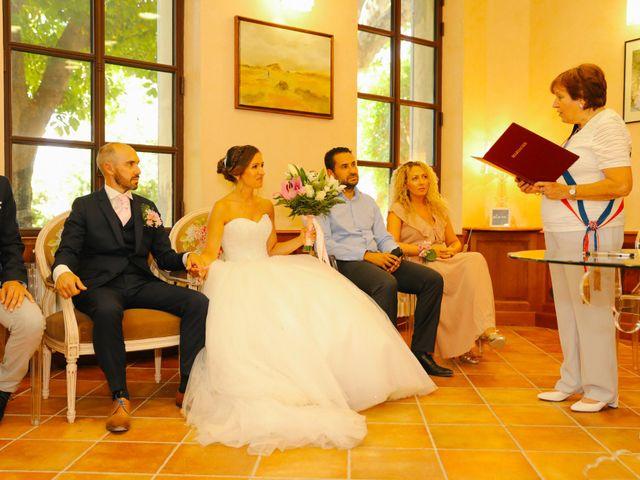 Le mariage de Jean-Christophe et Sabrina à Auriol, Bouches-du-Rhône 25
