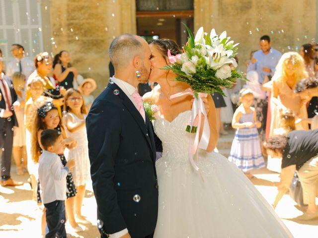 Le mariage de Jean-Christophe et Sabrina à Auriol, Bouches-du-Rhône 33
