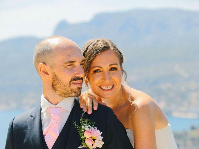 Le mariage de Jean-Christophe et Sabrina à Auriol, Bouches-du-Rhône 44